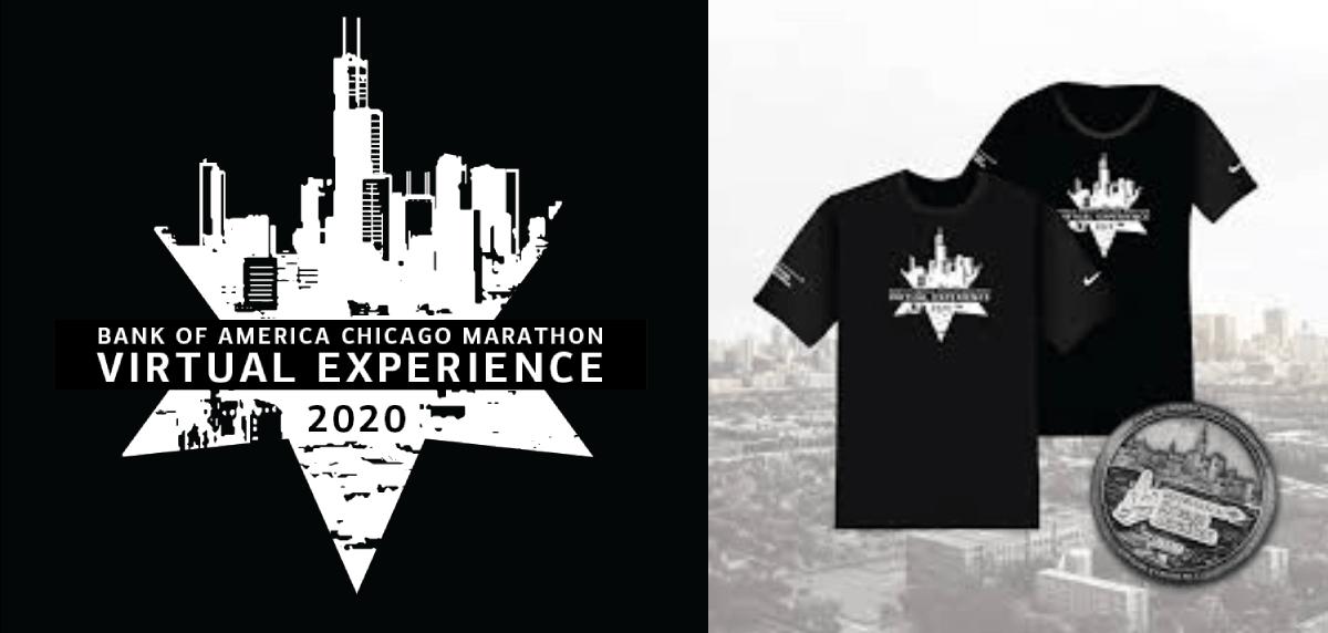 Las mejores carreras virtuales para correr lo que queda de 2020, Maratón Chicago virtual 2020