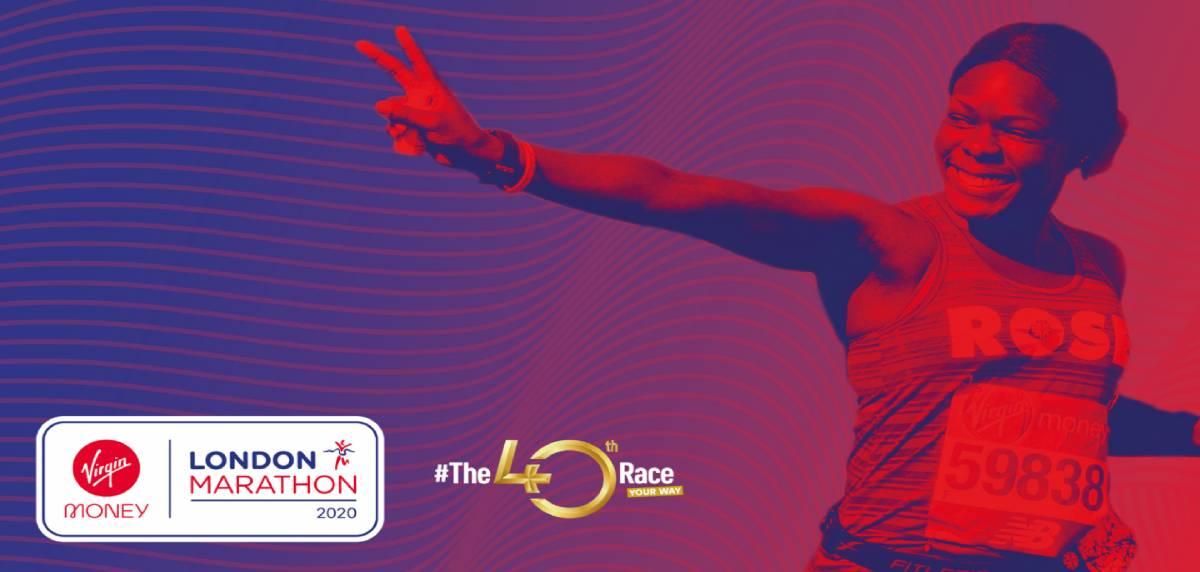 Las mejores carreras virtuales para correr lo que queda de 2020, Maratón Londres virtual 2020