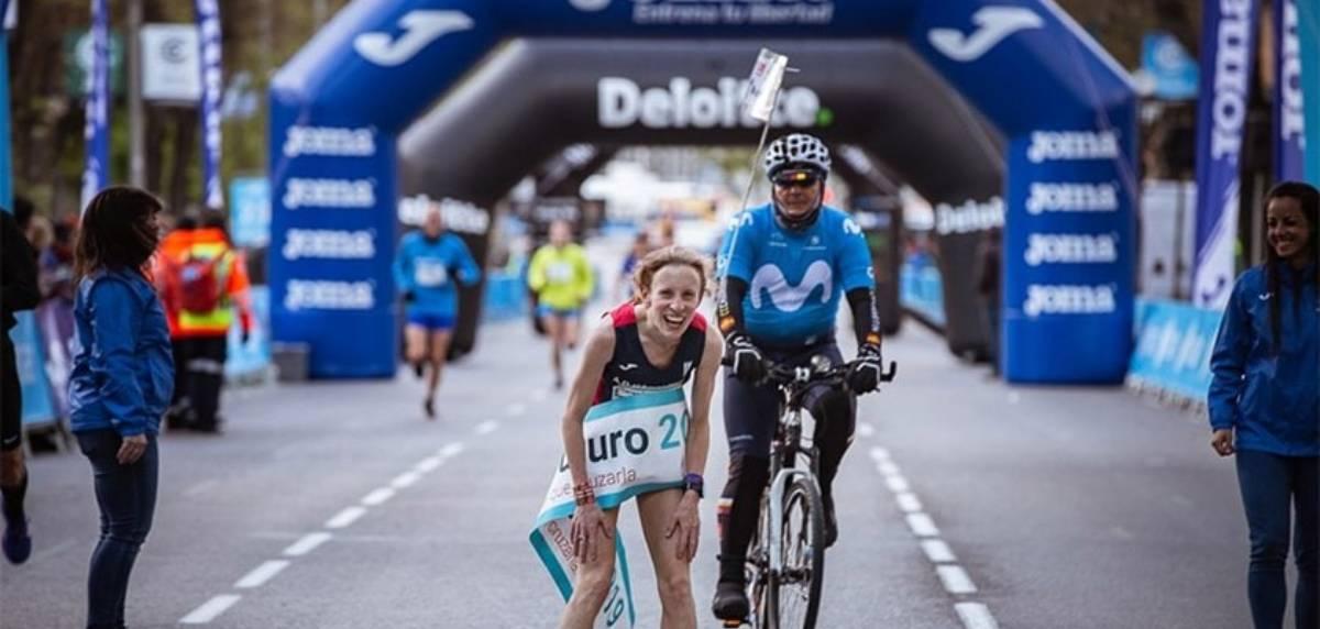 Las mejores carreras virtuales para correr lo que queda de 2020, Movistar Medio Maratón Madrid 2020 Virtual Race