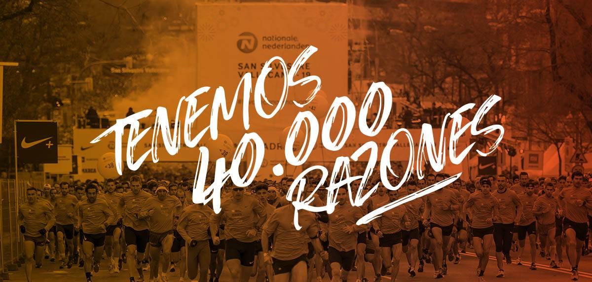 Las mejores carreras virtuales para correr lo que queda de 2020, Nationale-Nederlanden San Silvestre Vallecana Experience