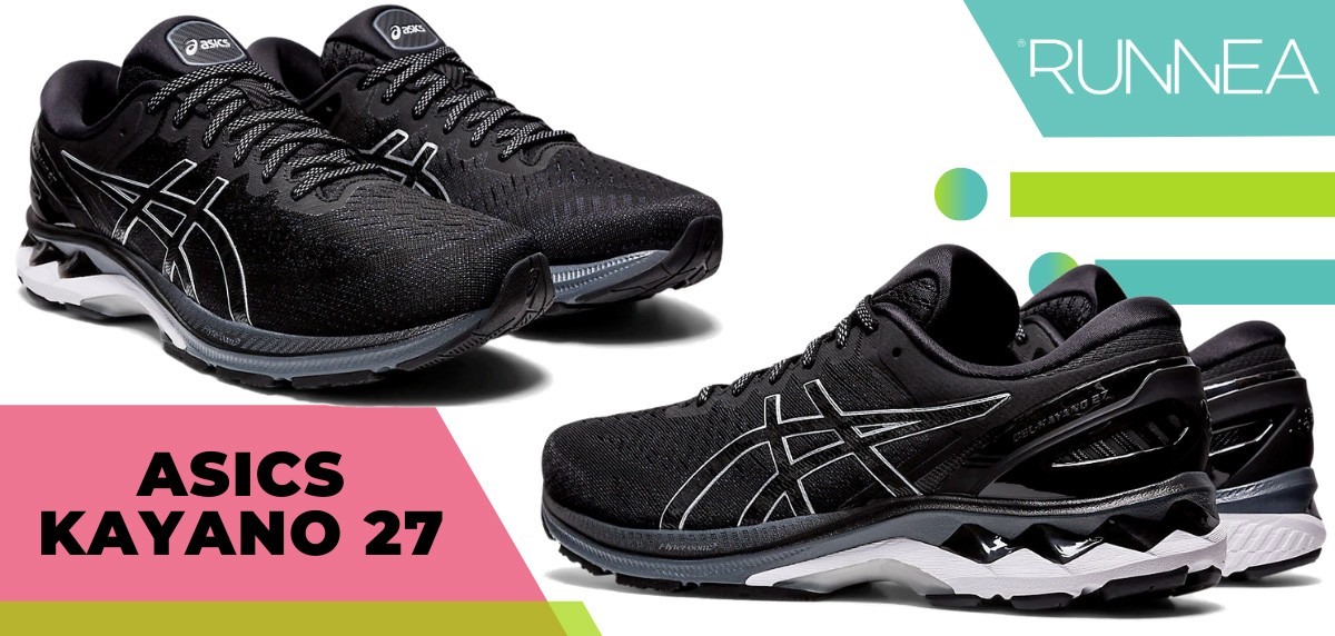 Mejores zapatillas running 2020 - ASICS Kayano 27