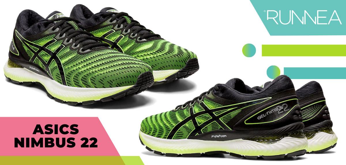 Mejores zapatillas running 2020 - ASICS Nimbus 22