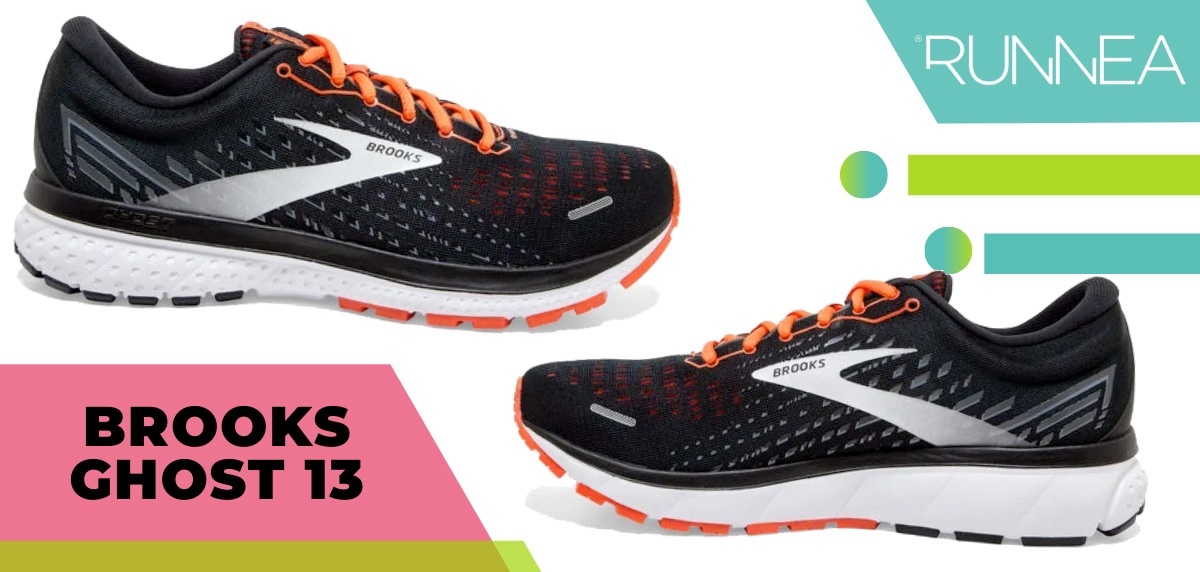 Mejores zapatillas running 2020 - Brooks Ghost 13