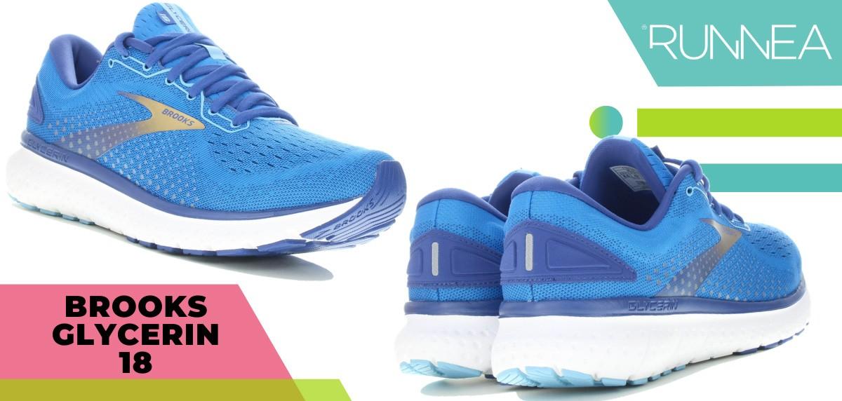 Mejores zapatillas running 2020 - Brooks Glycerin 18