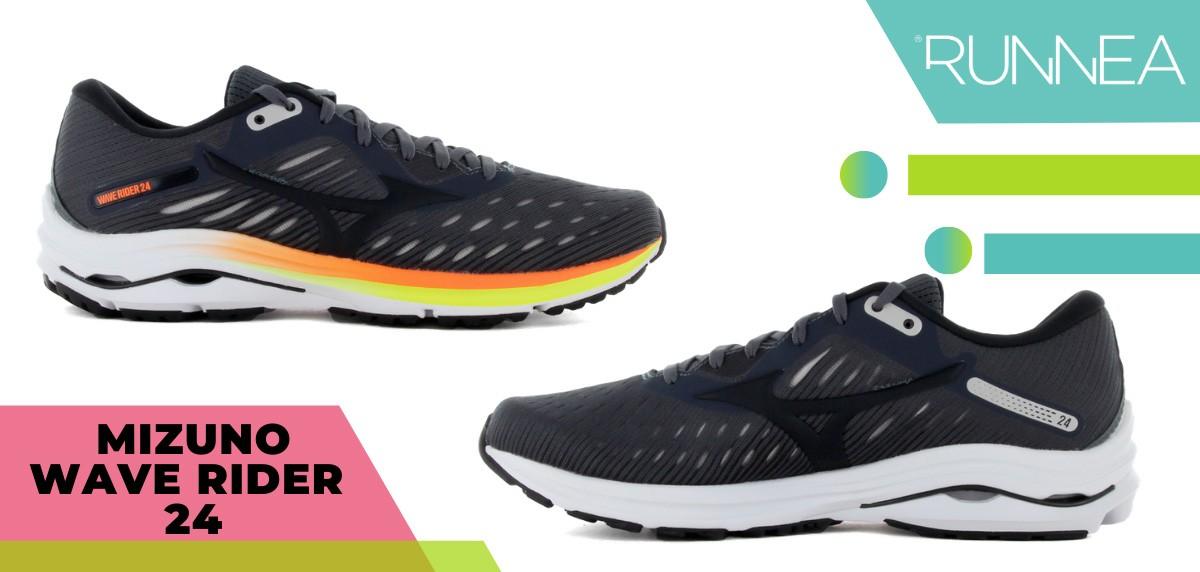 Mejores zapatillas running 2020 - Mizuno Wave Rider 24