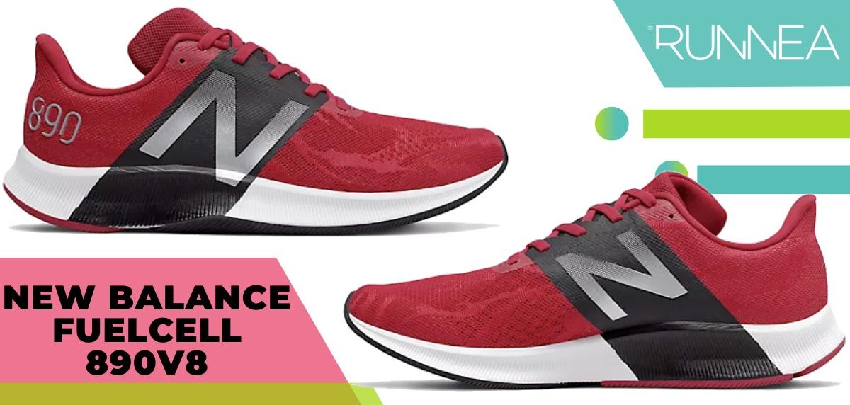 Mejores zapatillas running 2020 - New Balance FuelCell 890v8