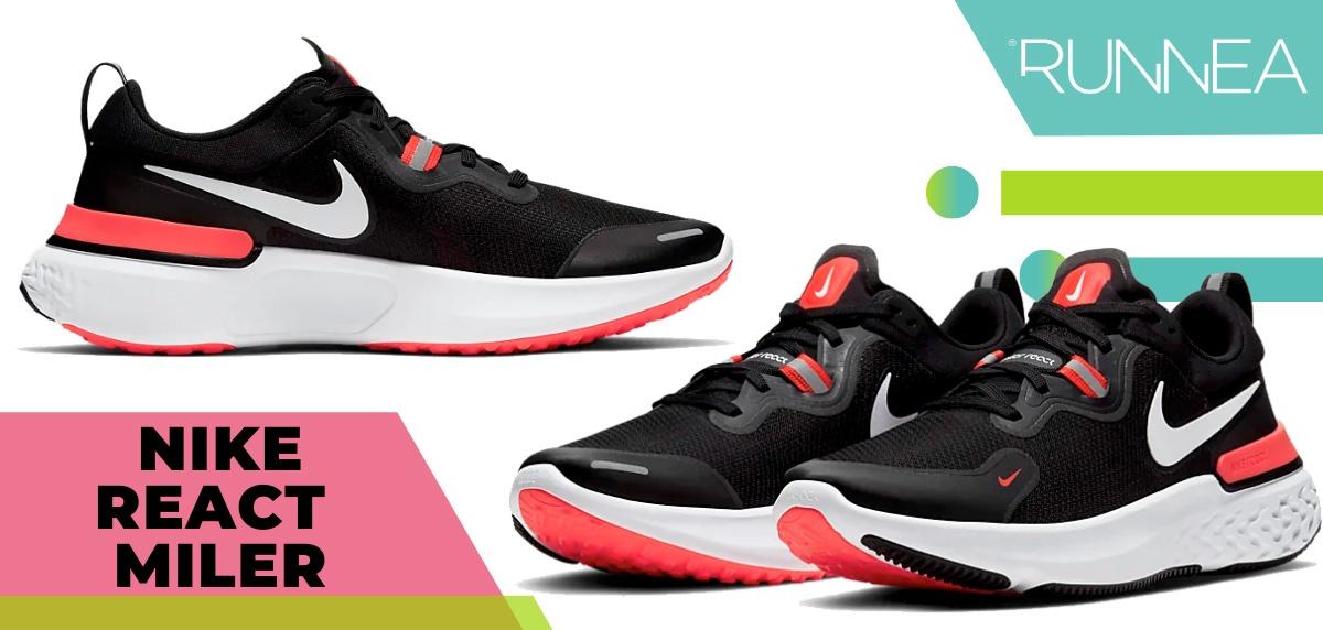 Mejores zapatillas running 2020 - Nike React Miler