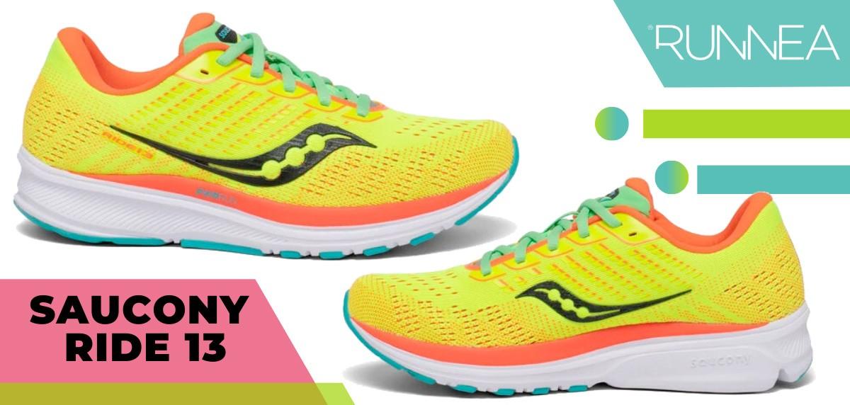 Mejores zapatillas running 2020 - Saucony Ride 13