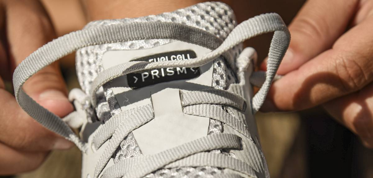 New Balance FuelCell Prism review, ajuste
