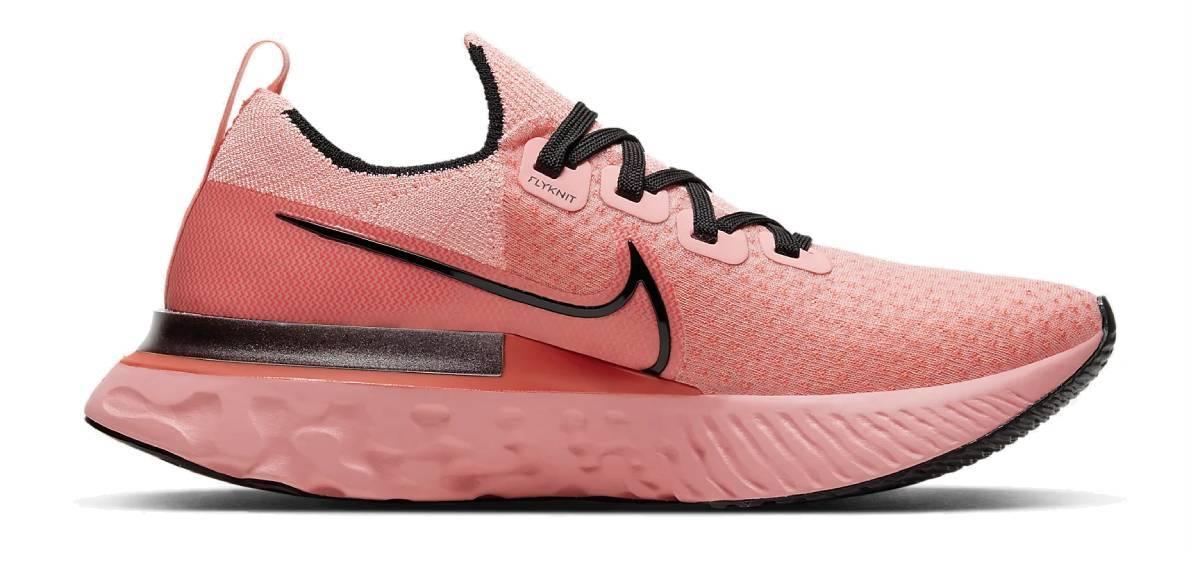 Nike React Infinity Run Flyknit, características principales