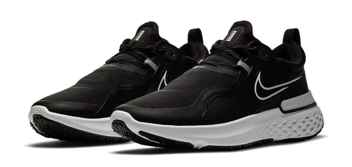 Nike React Miler Shield, upper
