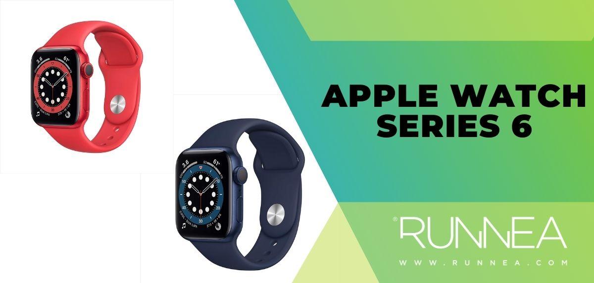 ¿Qué pulsómetro me compro? - Apple Watch Series 6