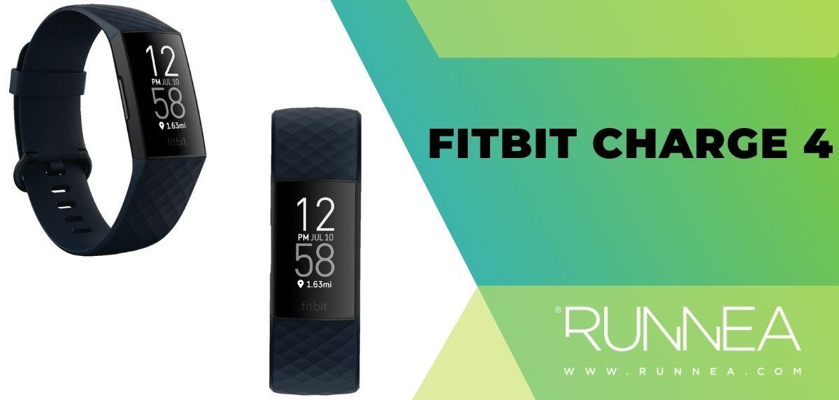 ¿Qué pulsómetro me compro? - Fitbit Charge 4
