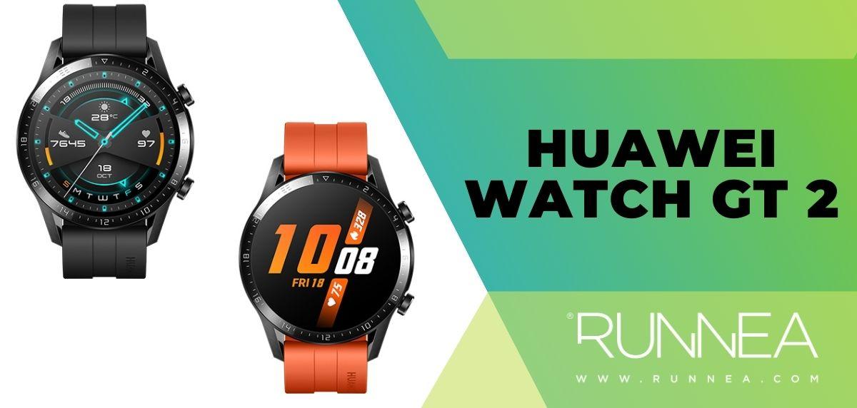 ¿Qué pulsómetro me compro? - Huawei WATCH GT 2