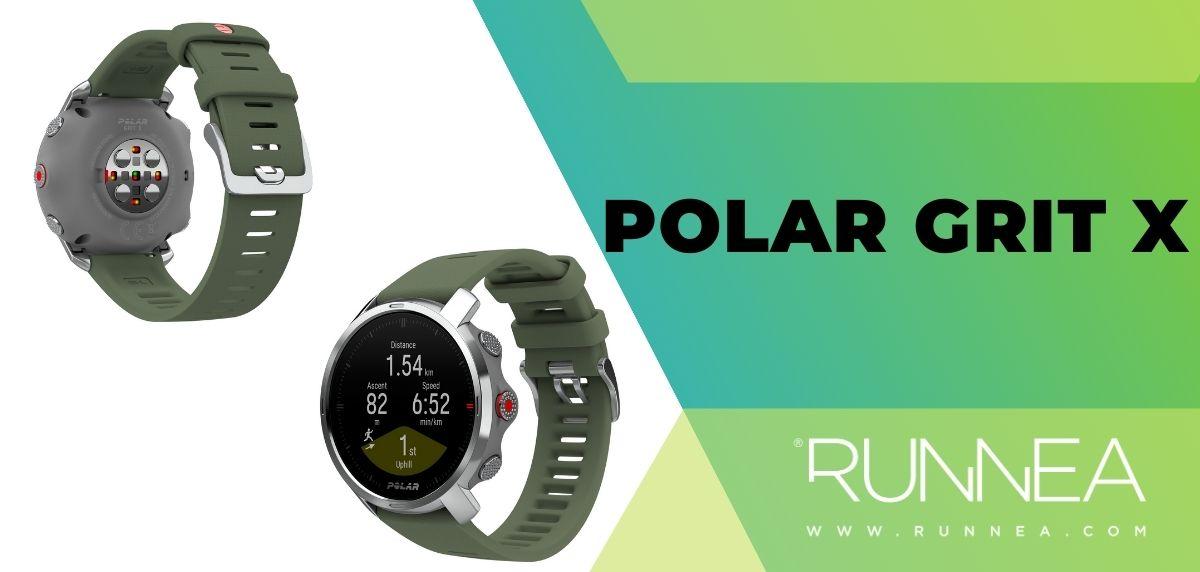 ¿Qué pulsómetro me compro? - Polar Grit X
