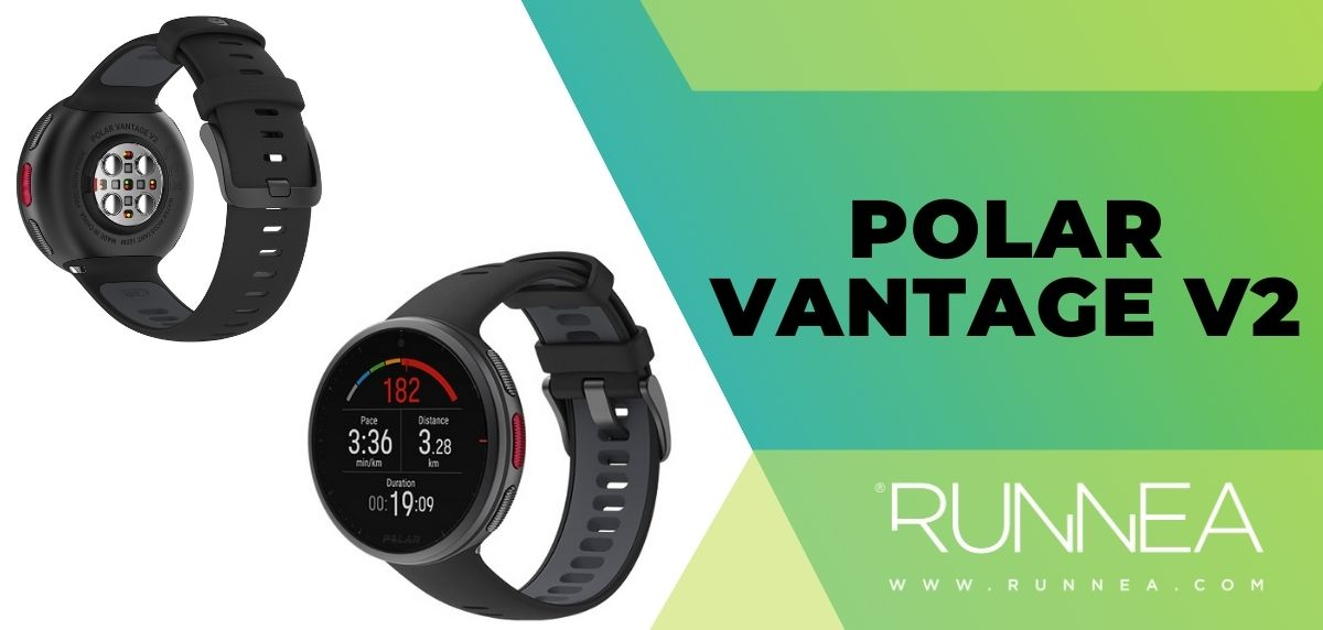 ¿Qué pulsómetro me compro? - Polar Vantage V2