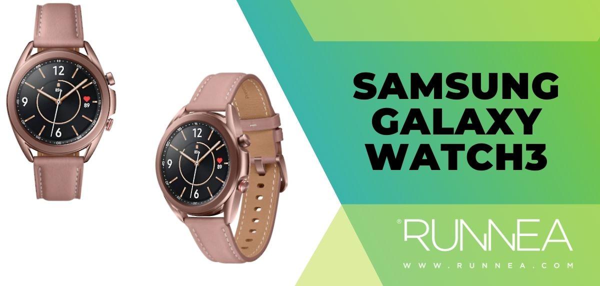 ¿Qué pulsómetro me compro? - Samsung Galaxy Watch3