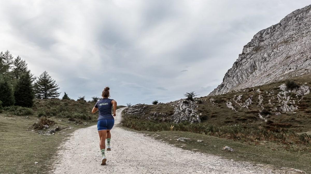 El Reto solidario de Lexuri Crespo: completar su primera ultra trail, ¡101 km! 16 de octubre