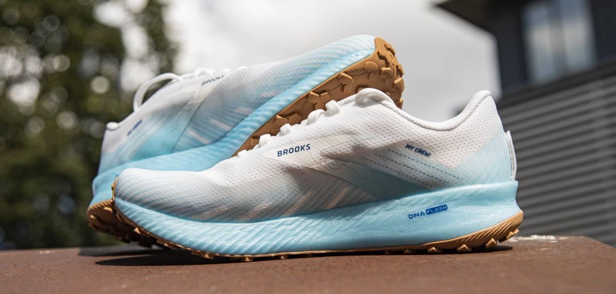 Review Brooks Catamount, zapatillas de trail running rápidas