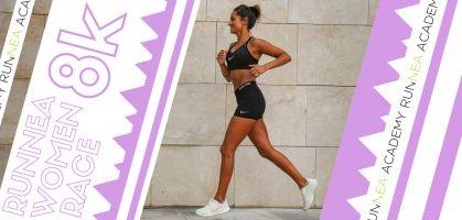 Runnea Women Race, una carrera virtual para correr por la igualdad