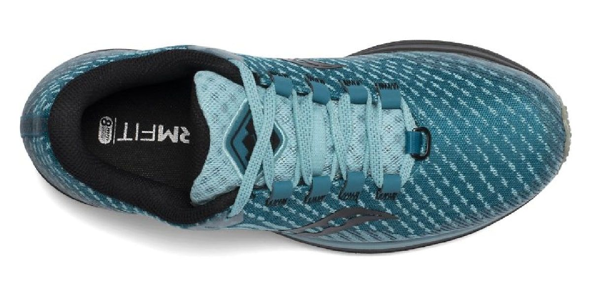 Saucony Canyon TR, upper