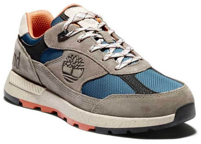 Timberland Field Trekker Low Fabric And Leather Hiker Foto 1