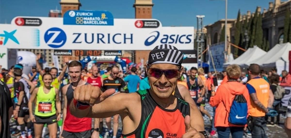 Virtual 42/7 Zurich Marató Barcelona 2020, carrera