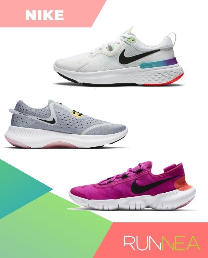 Zapatillas para correr de Nike con importantes descuentos