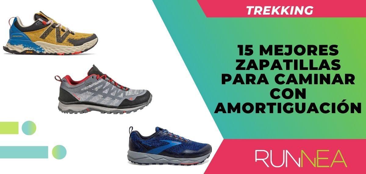 cartel Responder Comandante  Las 15 mejores zapatillas para caminar con amortiguación
