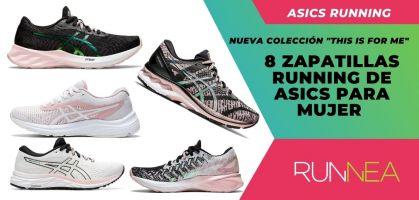 Las 8 zapatillas running ASICS para mujer ¡Descubre sus imprescindibles!