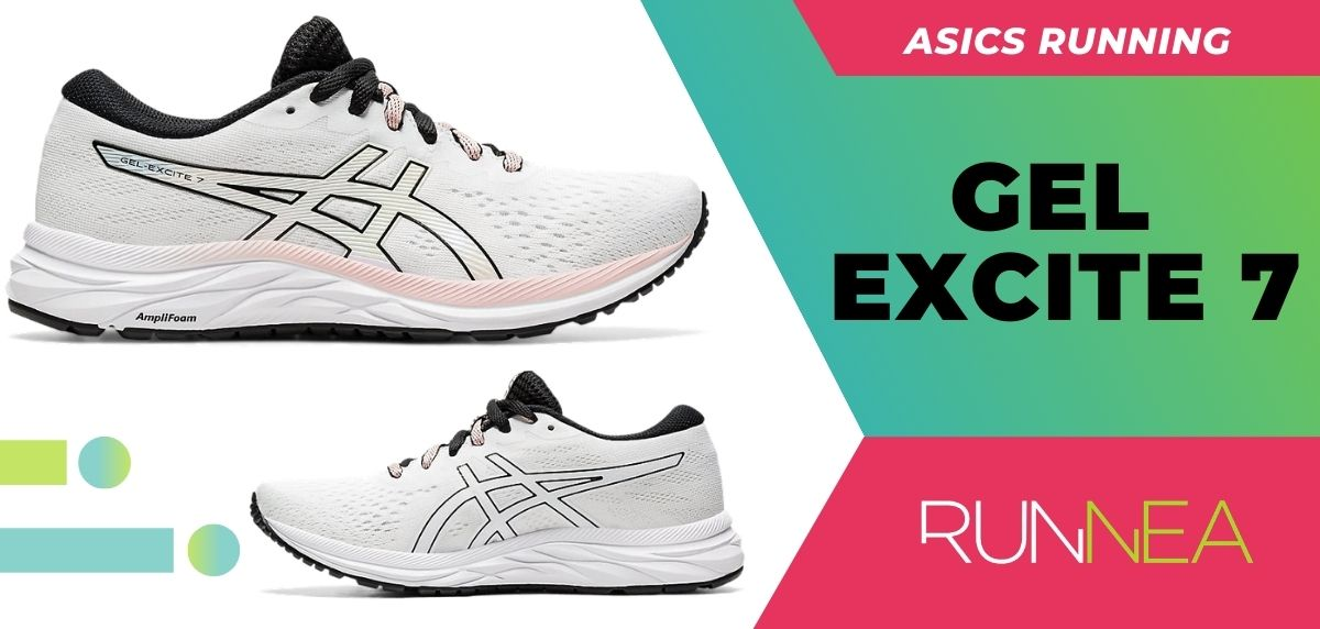 Las 8 zapatillas running ASICS para mujer ¡Descubre sus imprescindibles (This is for me)! ASICS Gel Excite 7