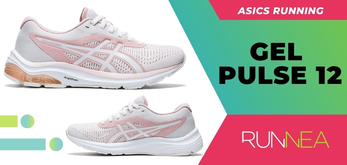 Las 8 zapatillas running ASICS para mujer ¡Descubre sus imprescindibles (This is for me)! ASICS Gel Pulse 12