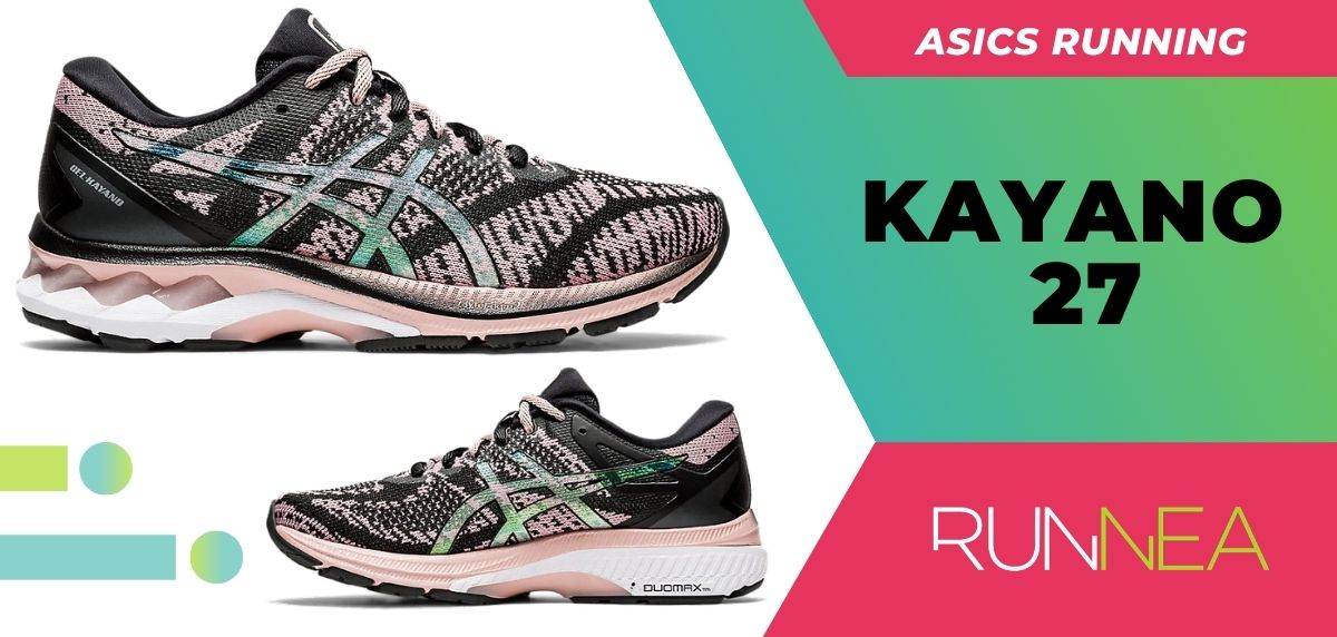 Las 8 zapatillas running ASICS para mujer ¡Descubre sus imprescindibles (This is for me)! ASICS Kayano 27 MK