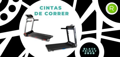 Black Friday en cintas de correr para casa 2020, descuentos destacados