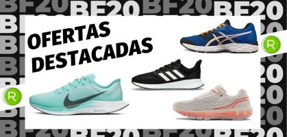 Black Friday zapatillas 2020: las 25 ofertas más destacadas en running
