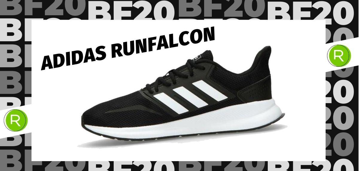 Black Friday zapatillas 2020: las 25 ofertas más destacadas en running, Adidas Runfalcon