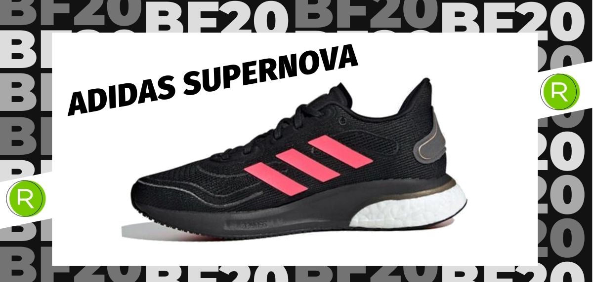 Black Friday zapatillas 2020: las 25 ofertas más destacadas en running, adidas Supernova