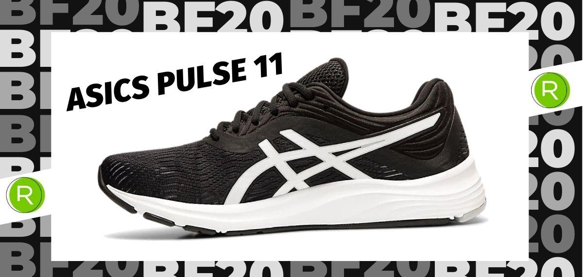 Black Friday zapatillas 2020: las 25 ofertas más destacadas en running, ASICS Pulse 11