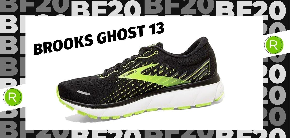 Black Friday zapatillas 2020: las 25 ofertas más destacadas en running, Brooks Ghost 13