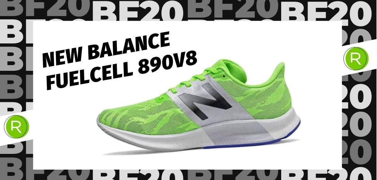 Black Friday zapatillas 2020: las 25 ofertas más destacadas en running, New Balance Fuelcell 890v8