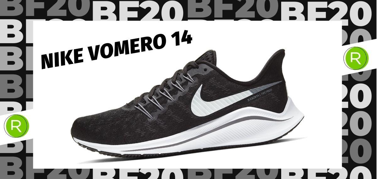 Black Friday zapatillas 2020: las 25 ofertas más destacadas en running, Nike Vomero 14