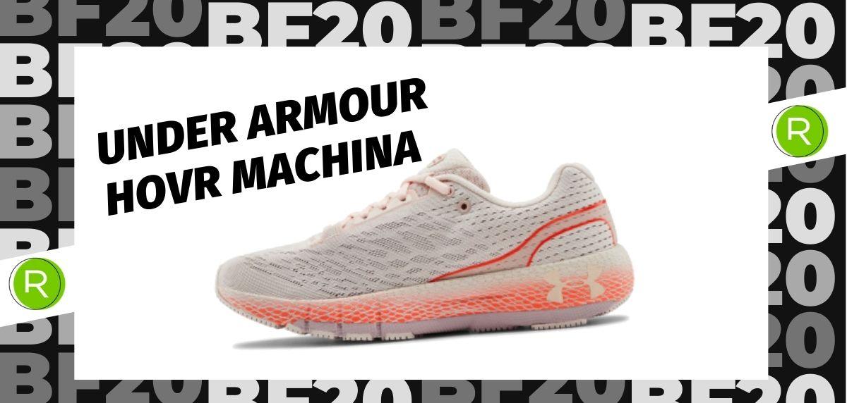 Black Friday zapatillas 2020: las 25 ofertas más destacadas en running, Under Armour HOVR Machina