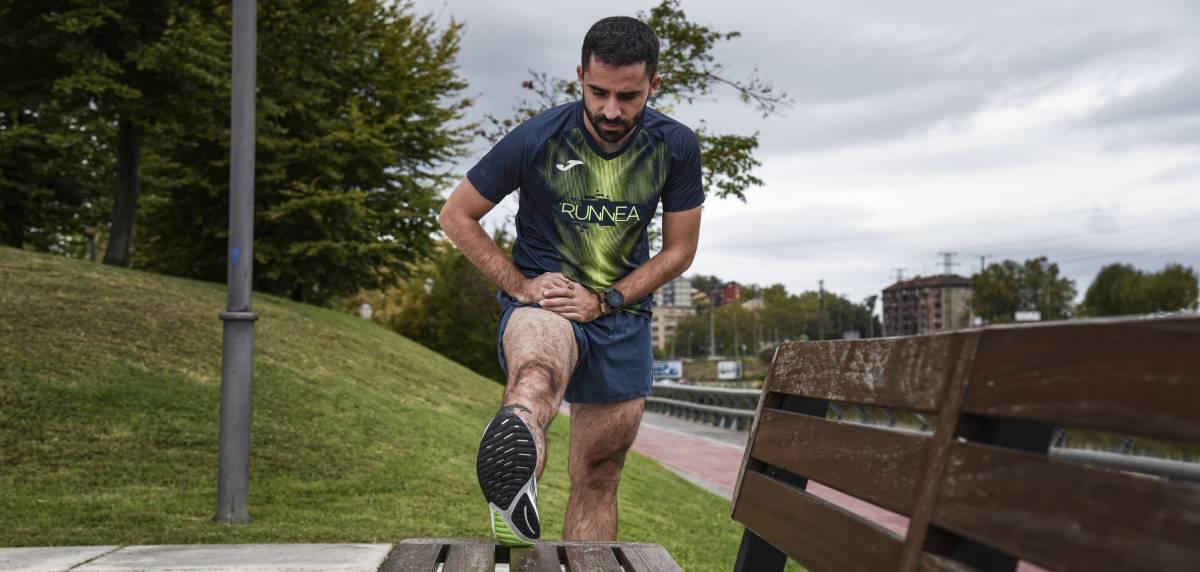 ¿Cómo mantenerse en forma si estás lesionado para no engordar?, recuperación