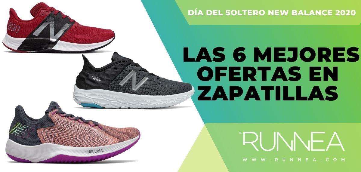 Día del Soltero New Balance 2020: las 6 mejores ofertas en zapatillas
