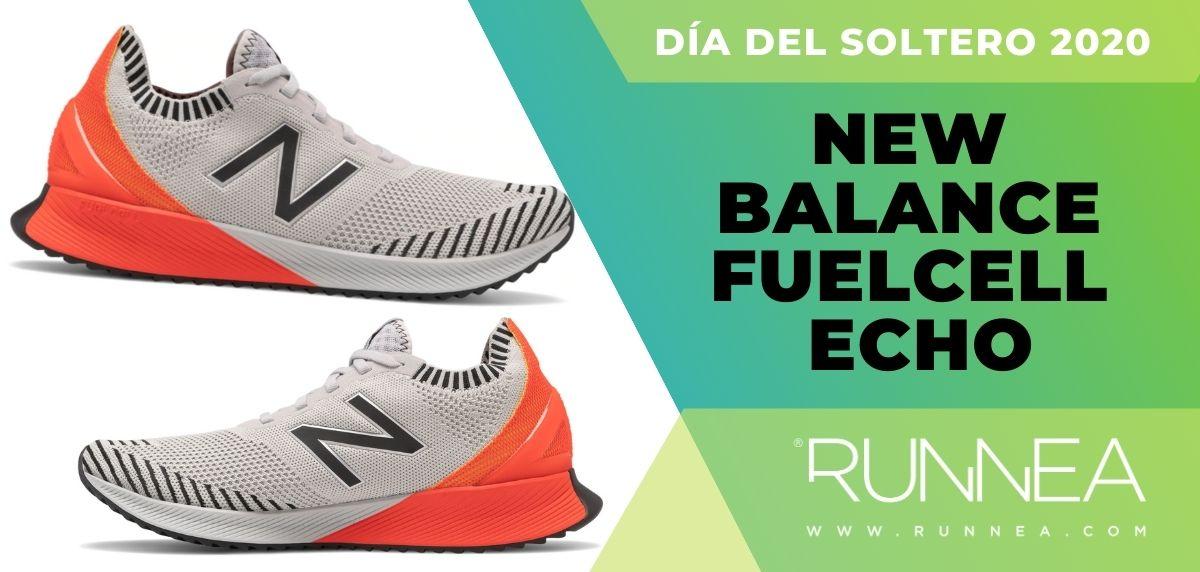 Día del Soltero New Balance 2020: las 6 mejores ofertas en zapatillas, New Balance FuelCell Echo
