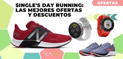 Día del soltero 2020 running: las mejores ofertas y descuentos del Single's Day en España