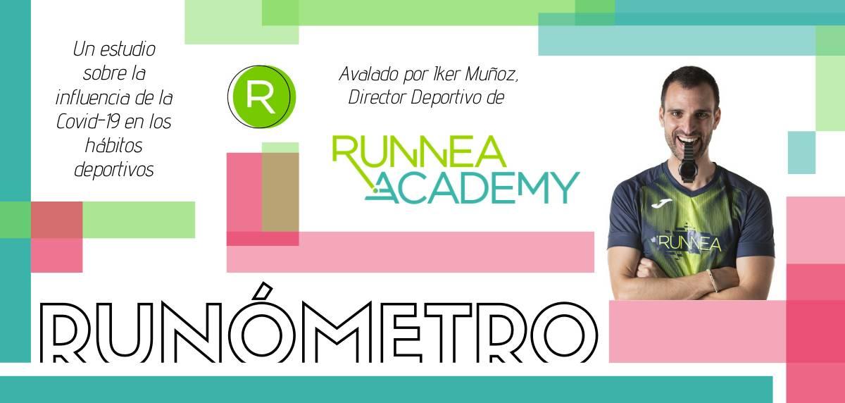 Encuesta Runómetro 2020, avalada por Iker Muñoz, director deportivo RUNNEA