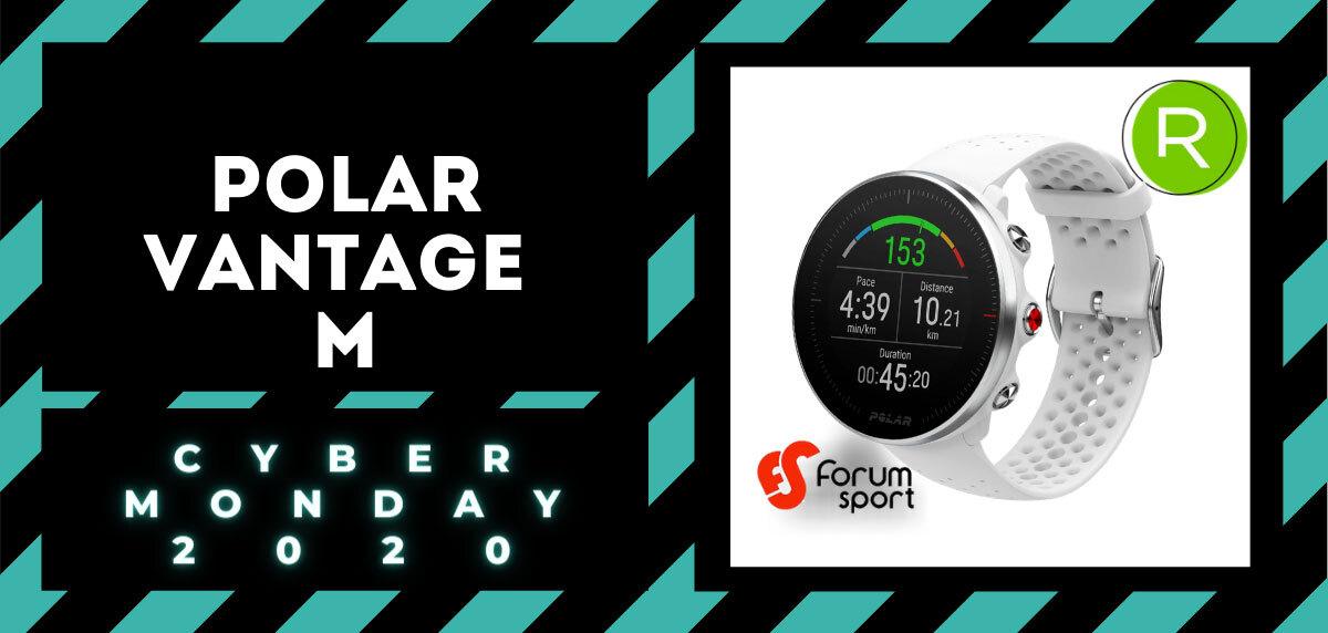Cyber Monday Forum Sport 2020: 20% adicional en productos running. Polar Vantage M