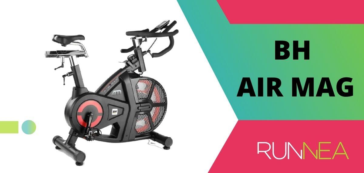 Top 10 delle bici da spinning, Bh Air Mag