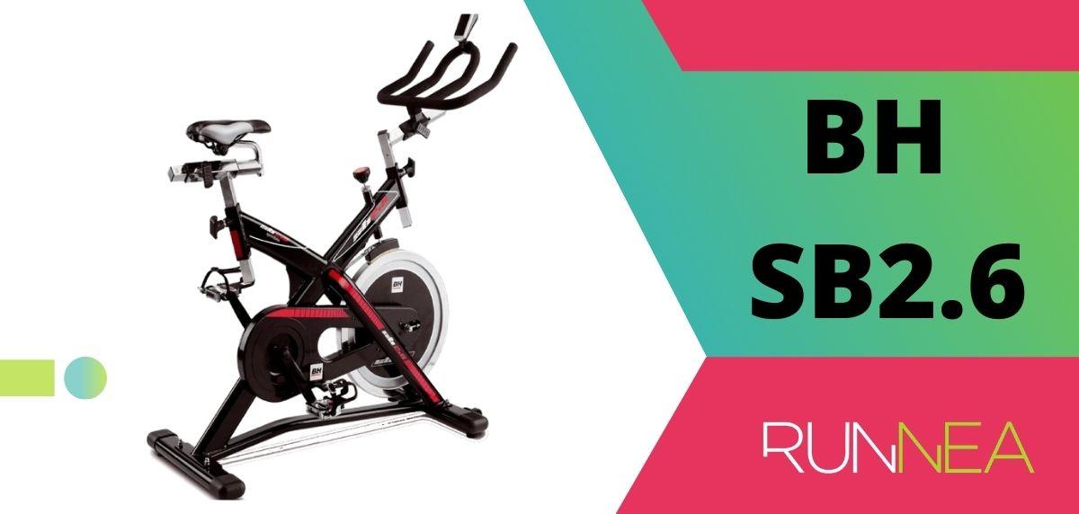 Le 10 migliori bici da spinning, Bh SB2.6